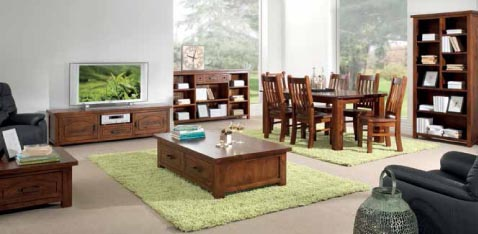 indoor furniture and dining setting